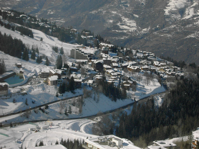 Consigne Bagages Courchevel